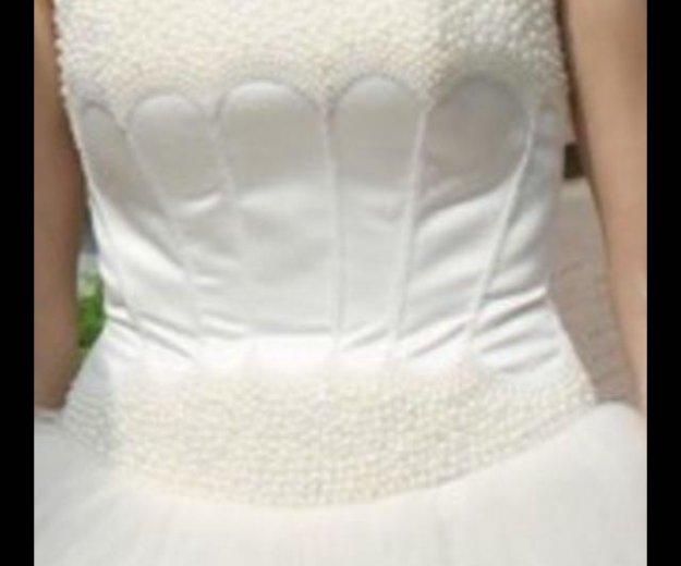 Свадебное платье. Фото 2. Ярославль.