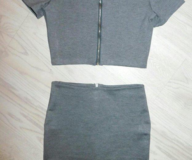 Платье(топ+юбка) новое. Фото 1. Омск.