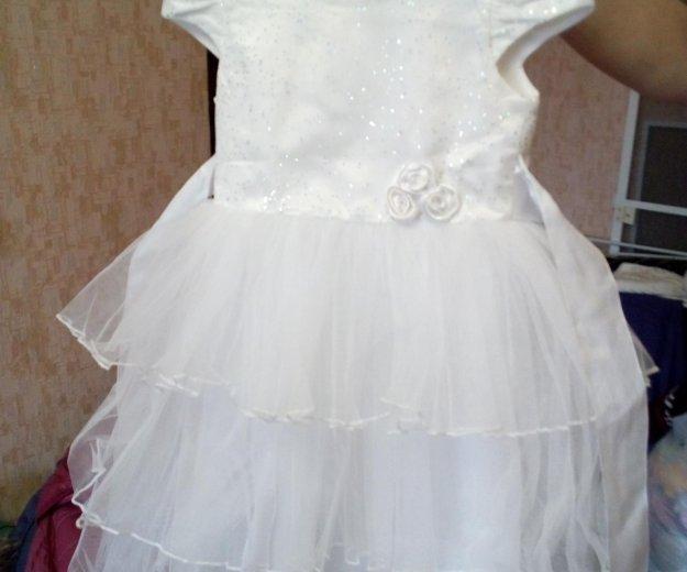 Платье для девочки очень красивое. Фото 3. Омск.