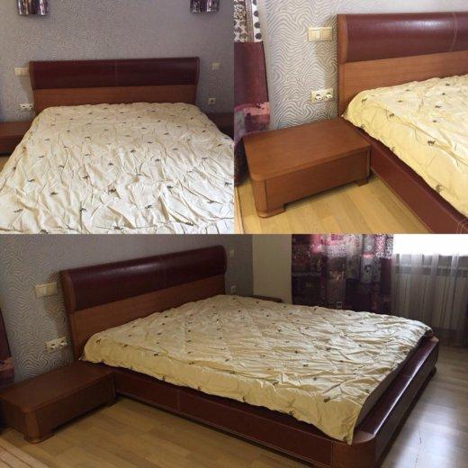 Кровать двухспальная. Фото 1. Тюмень.