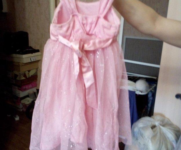 Платье на девочку 2-3 года. Фото 1. Омск.