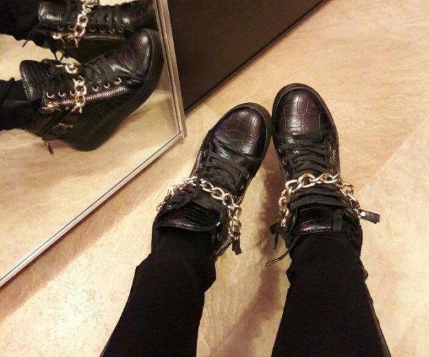 Ботинки. Фото 2. Омск.