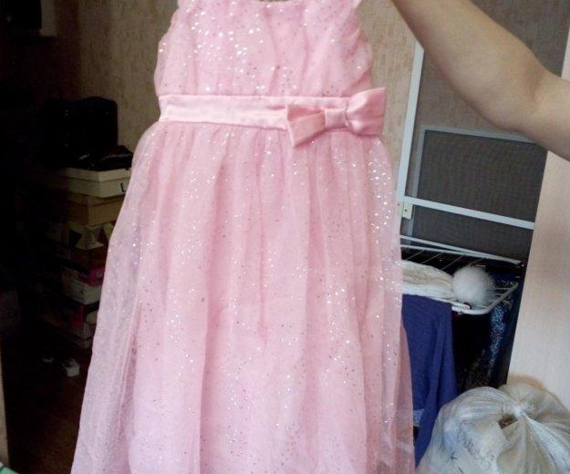Платье на девочку 2-3 года. Фото 2. Омск.