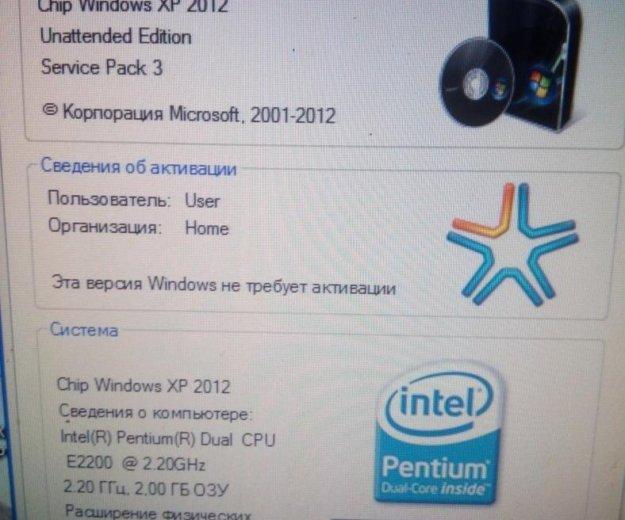 Продам компьютер. Фото 1. Красноярск.