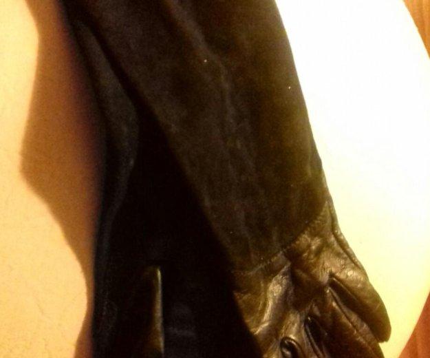 Перчатки длинные. Фото 1. Тула.