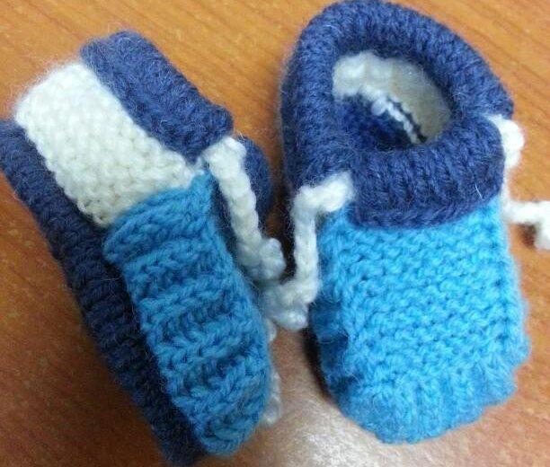 Пинетки для малышей. Фото 1. Красногорск.