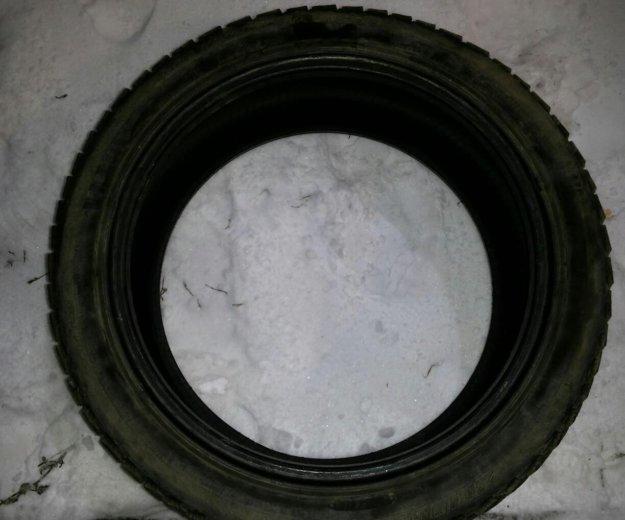 Резина bridgestone blizzak revo1. Фото 1.