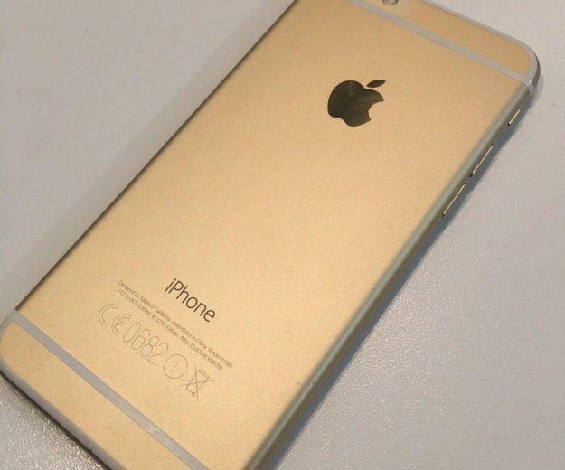 Iphone 6 64 gb золото и чехол от него. Фото 2. Пермь.