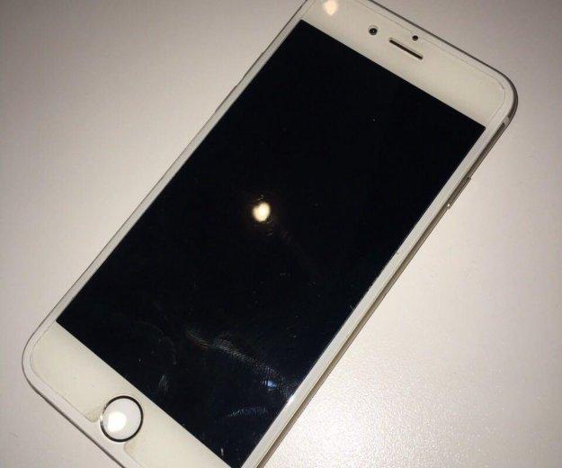 Iphone 6 64 gb золото и чехол от него. Фото 1. Пермь.