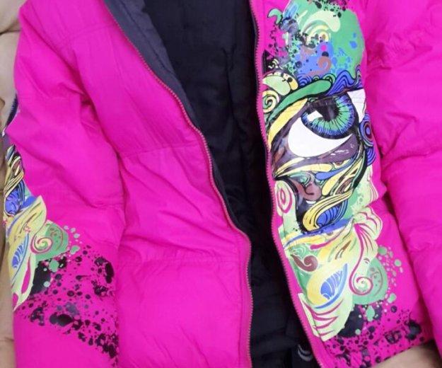 Лыжный костюм . двусторонняя куртка,брюки черные. Фото 1. Чита.