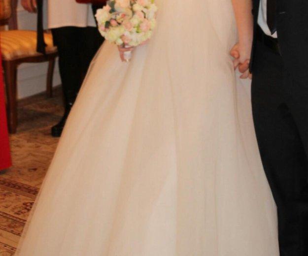 Продам свадебное платье. Фото 1. Геленджик.