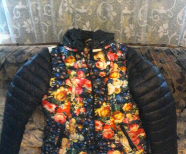 Куртка зимняя. Фото 1. Клинцы.