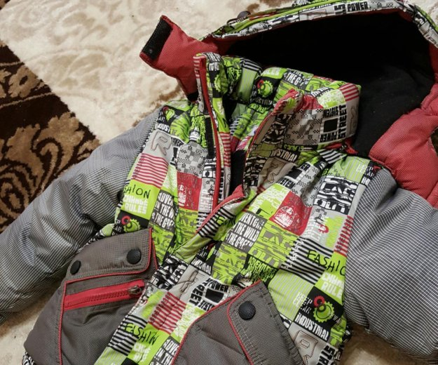 Куртка зимняя. Фото 4. Чехов.