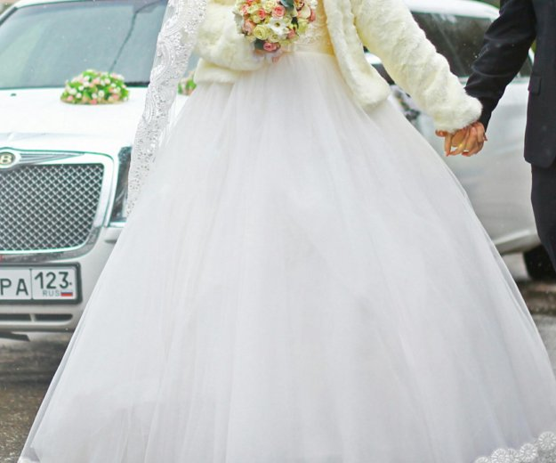 Продам свадебное платье. Фото 3. Геленджик.
