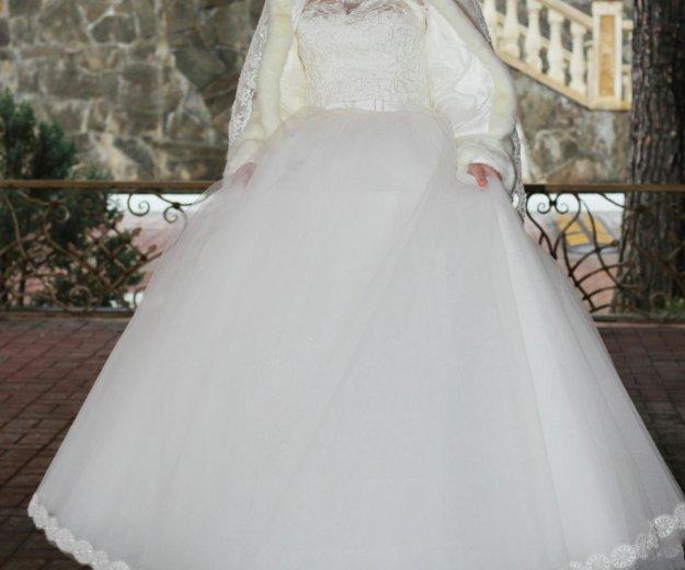 Продам свадебное платье. Фото 4. Геленджик.