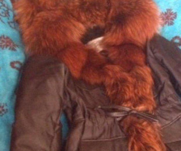 Пальто зимнее р.44. Фото 1. Москва.