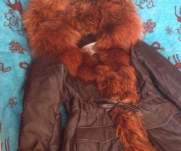 Пальто зимнее р.44. Фото 3. Москва.