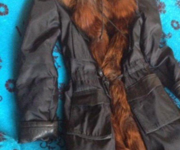 Пальто зимнее р.44. Фото 4. Москва.