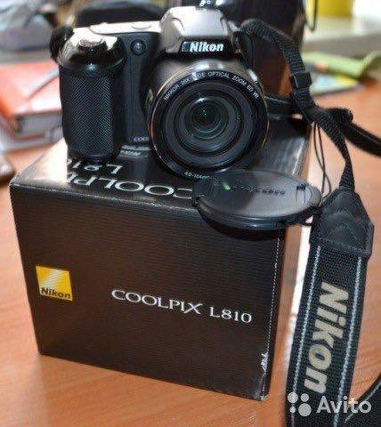 Nikon coolpix l810. Фото 1. Челябинск.