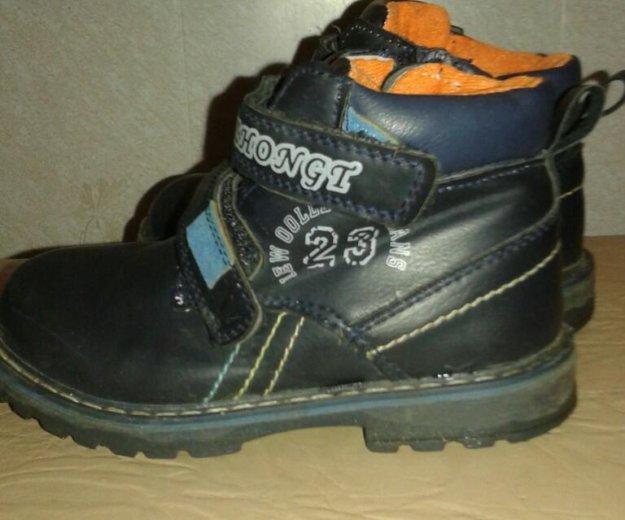 Детские ботиночки. Фото 3. Магнитогорск.
