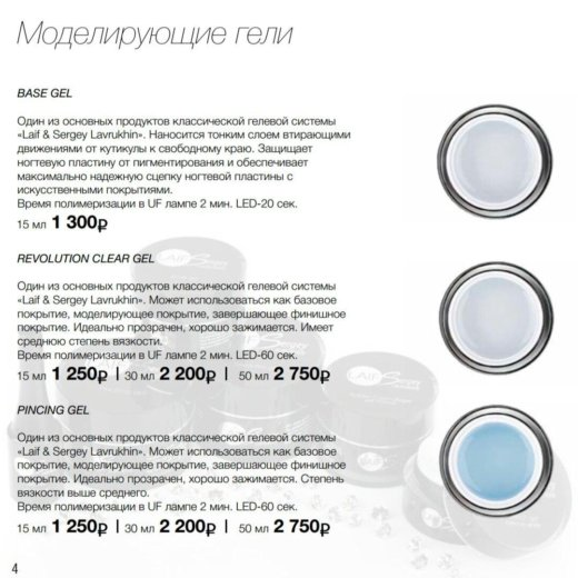 Гель для моделирования ногтей.. Фото 2. Красноярск.