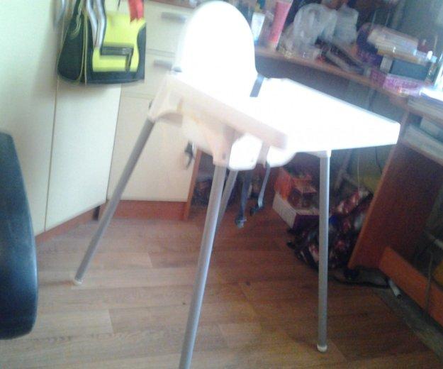 Детский стул для кормления. Фото 3. Нижний Новгород.