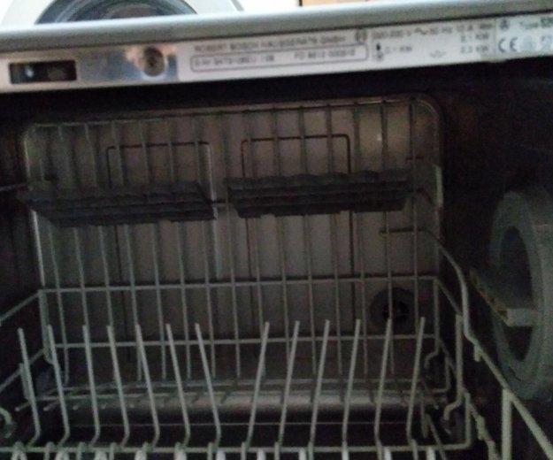Компактная посудомойка bosch s2r1b. Фото 3. Новомосковск.