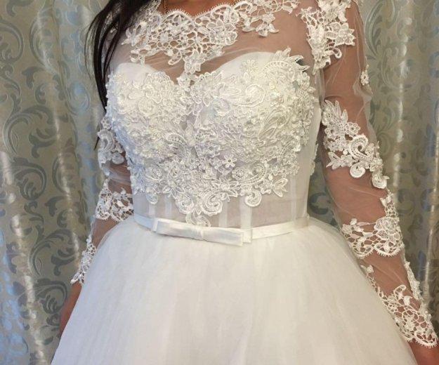 Свадебное платье . Фото 1. Владивосток.