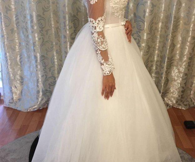 Свадебное платье . Фото 2. Владивосток.