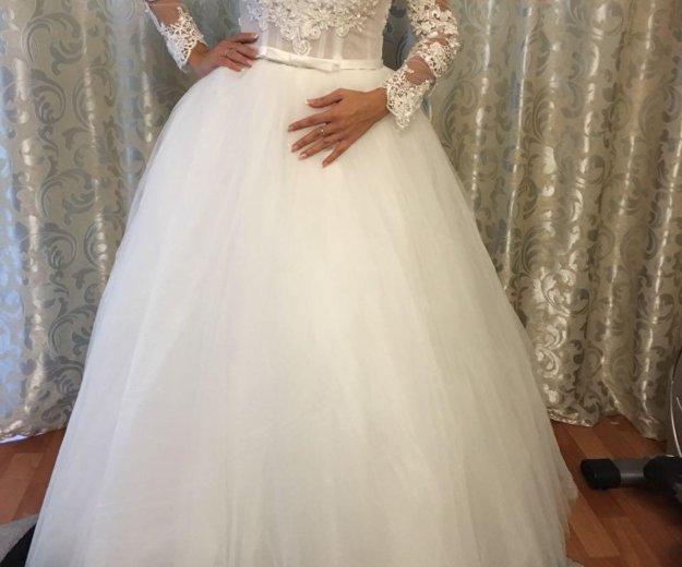 Свадебное платье . Фото 3. Владивосток.