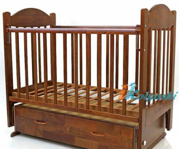Детская кроватка. Фото 1. Новороссийск.