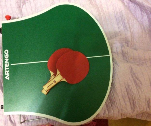 Настольный теннис. Фото 3. Люберцы.