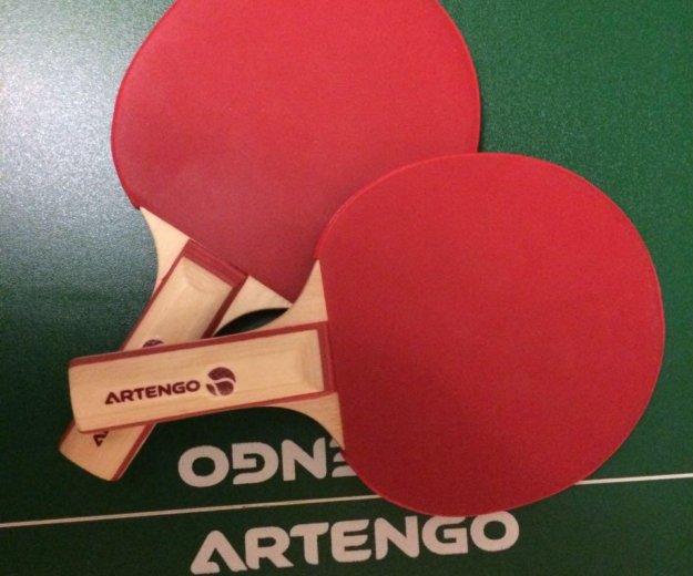 Настольный теннис. Фото 1. Люберцы.