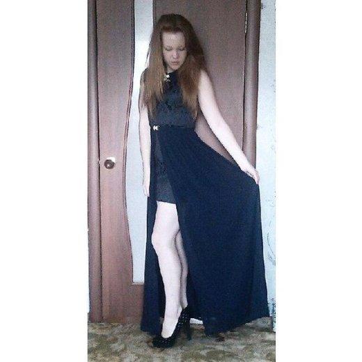 Платье. Фото 1. Великий Устюг.