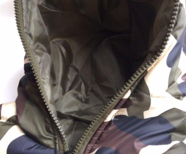 Мужская куртка-жилетка. Фото 4. Владивосток.