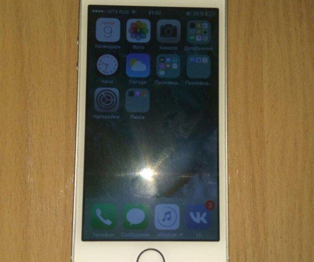 Iphone 5s 64gb. Фото 1. Абакан.