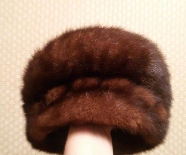 Норковая шапка. Фото 4. Екатеринбург.