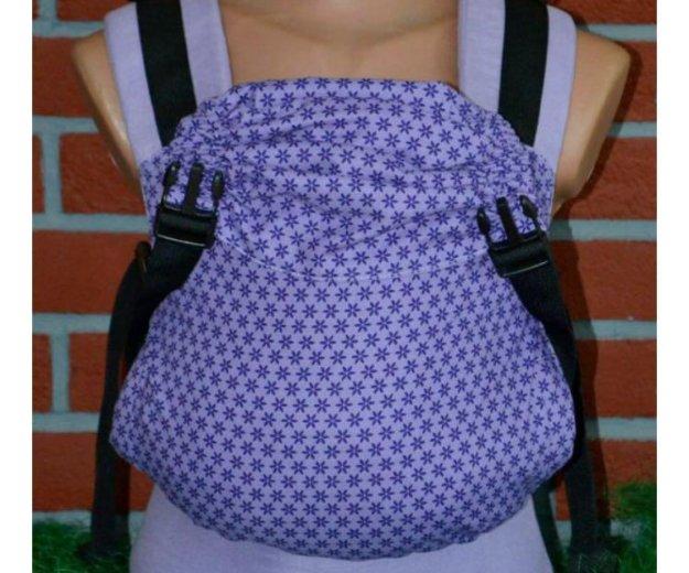 Слинг-рюкзак и слинг-шарф. Фото 2. Санкт-Петербург.