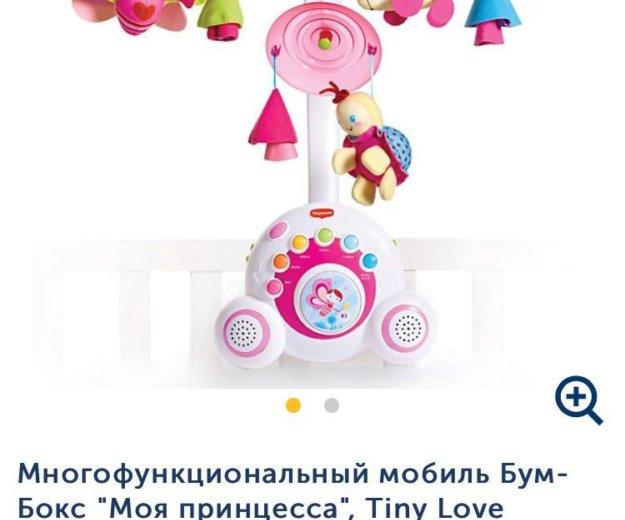 Мобиль-бумбокс tiny love. Фото 1. Санкт-Петербург.