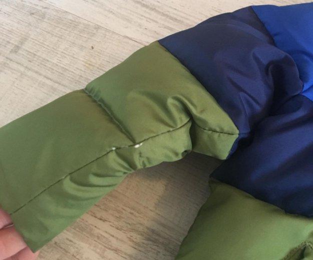 Куртка пуховик adidas на мальчика. Фото 3. Краснодар.