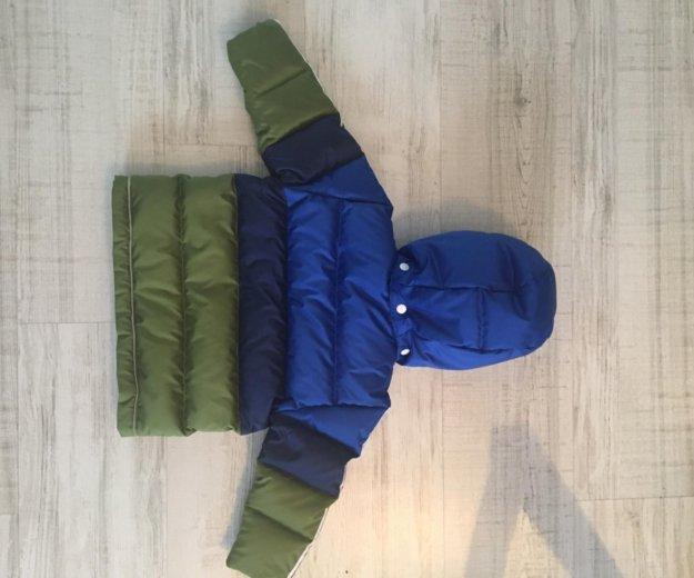 Куртка пуховик adidas на мальчика. Фото 2. Краснодар.