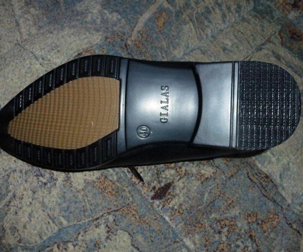 Зимние мужские ботинки. Фото 3. Самара.