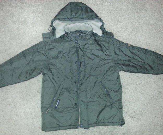 Зимняя  куртка. Фото 2. Новосибирск.