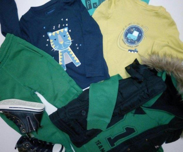 Одежда и обувь для мальчика 92-98 размер. Фото 1. Санкт-Петербург.