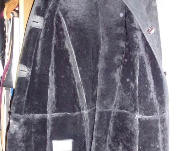 Женская дубленка большого размера. Фото 3. Самара.