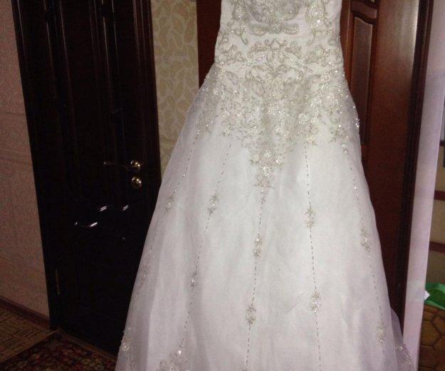 """Свадебное платье """"miss kelly"""" франция. Фото 3. Ессентуки."""