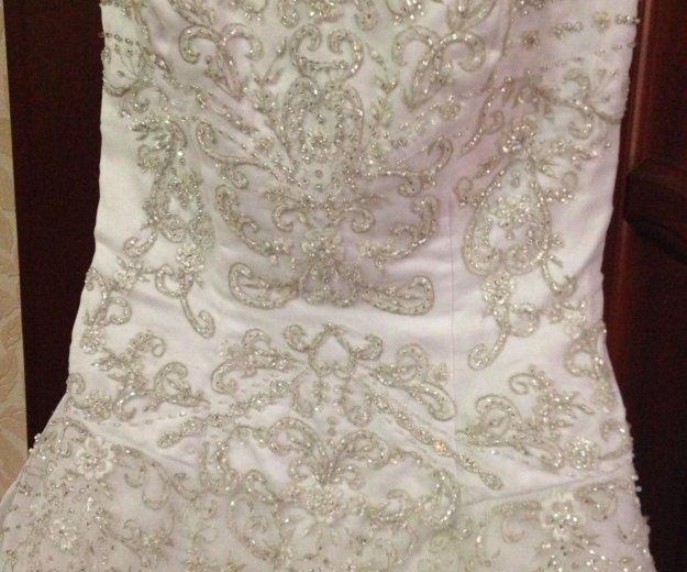"""Свадебное платье """"miss kelly"""" франция. Фото 1. Ессентуки."""