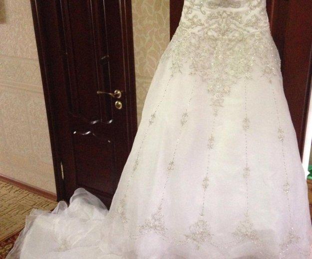 """Свадебное платье """"miss kelly"""" франция. Фото 4. Ессентуки."""