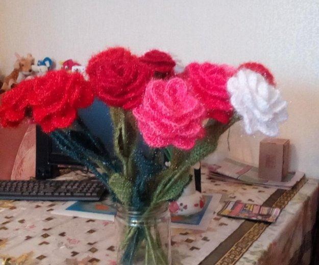 Цветы ручной работы. Фото 2. Альметьевск.