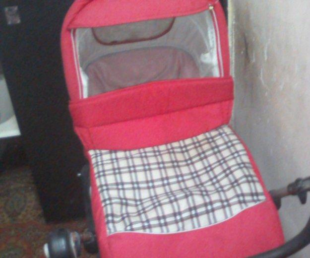 Коляска+ дождевик, переноска  и сумочка. Фото 2. Томск.